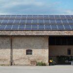 Impianto fotovoltaico in silicio monocristallino Az. Stuard